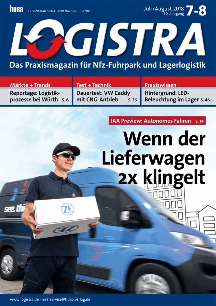 LOGISTRA Jul./Aug. 2018