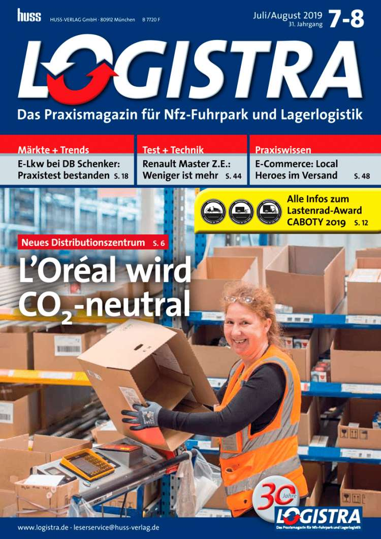 LOGISTRA Jul./Aug. 2019