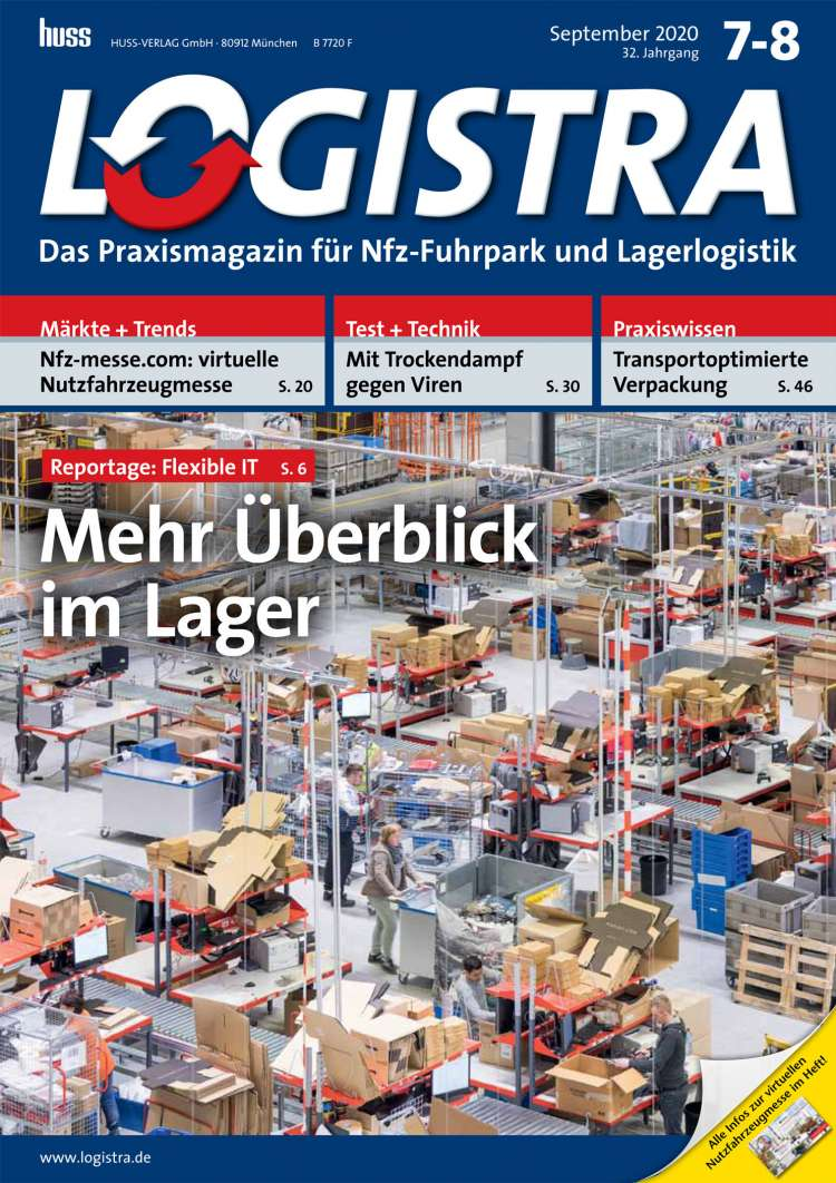 LOGISTRA Jul./Aug. 2020