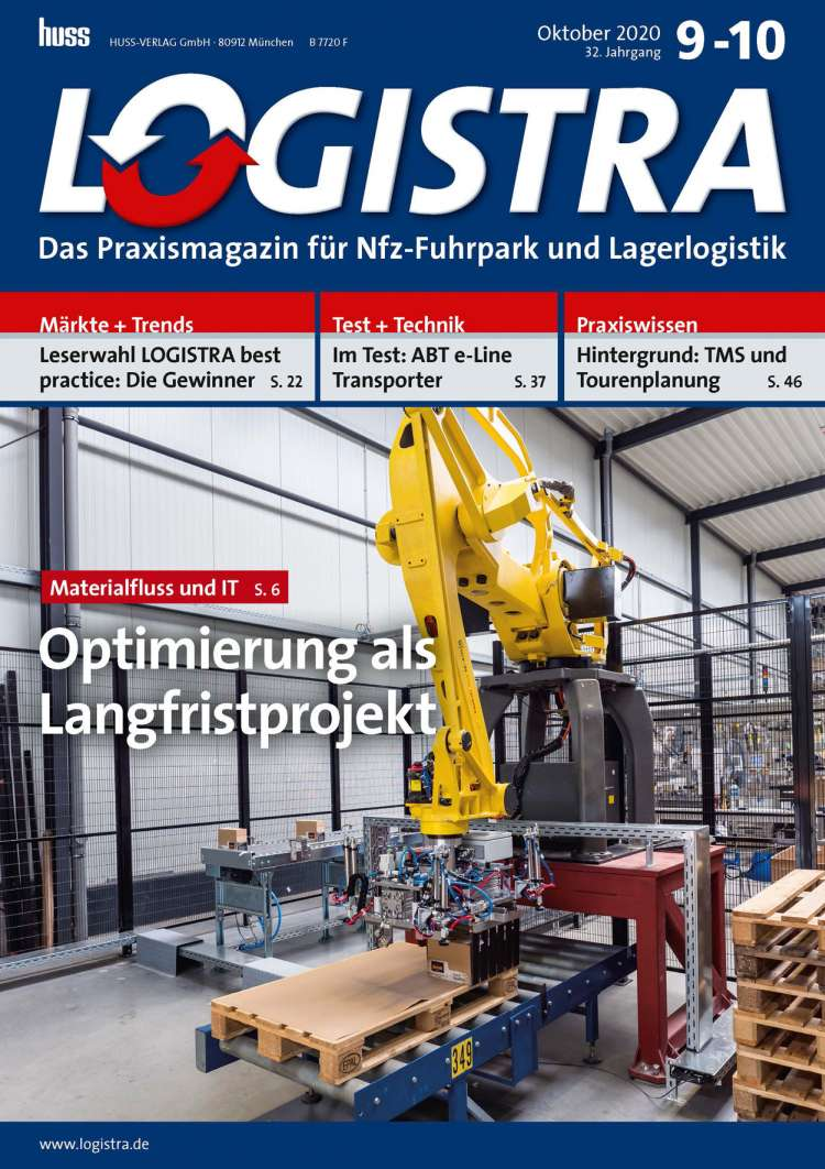LOGISTRA Sept./Okt. 2020