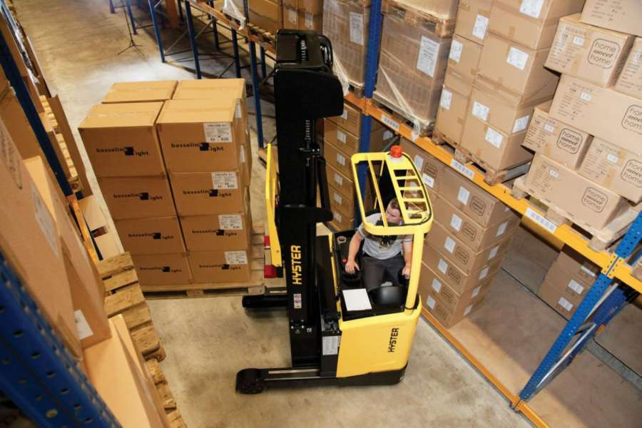 Die Nacco Materials Handling Group ändert ihren Namen zum 1. Januar 2016 in Hyster-Yale Group. | Foto: Hyster
