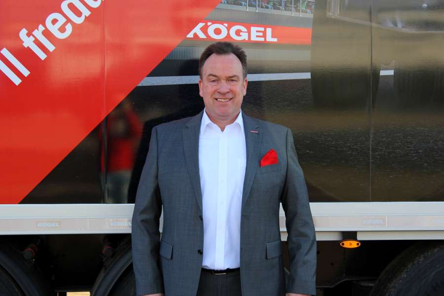 Sebastian Volbert ist neuer Head of Financial Services bei Kögel. | Bild: Kögel