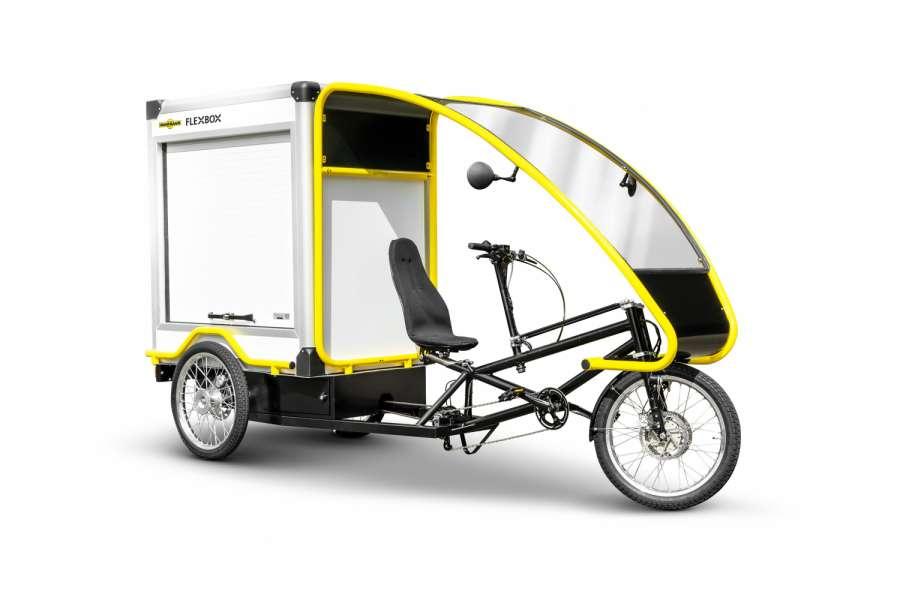 Lastenrader Cargobikes Etc Logistra Fachmagazin Fur