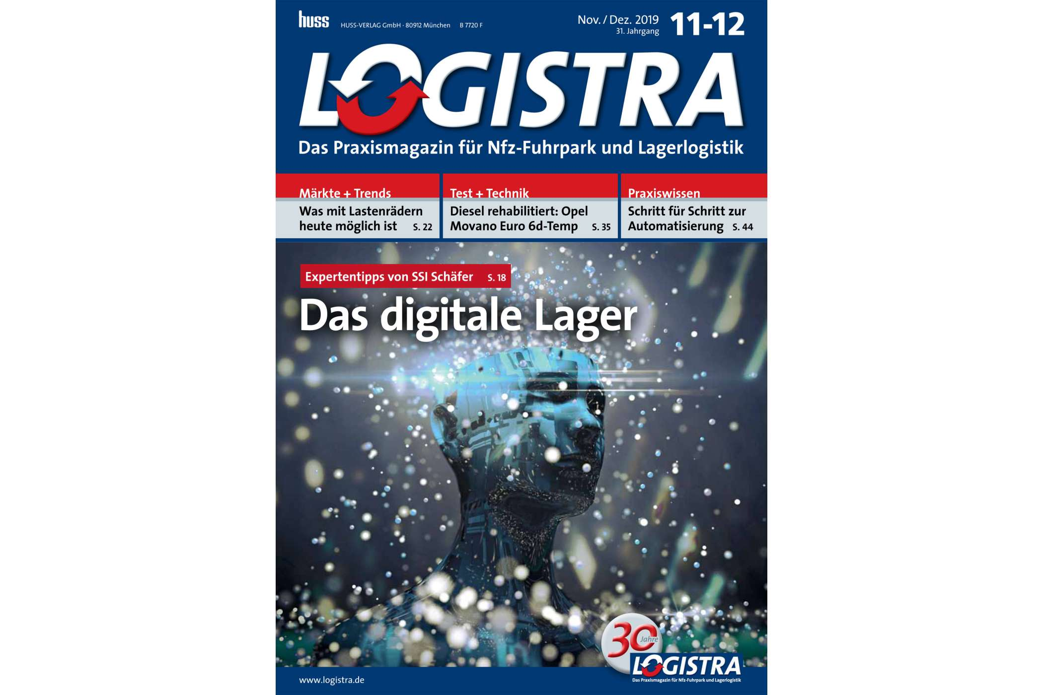LOGISTRA Nov./Dez. 2019