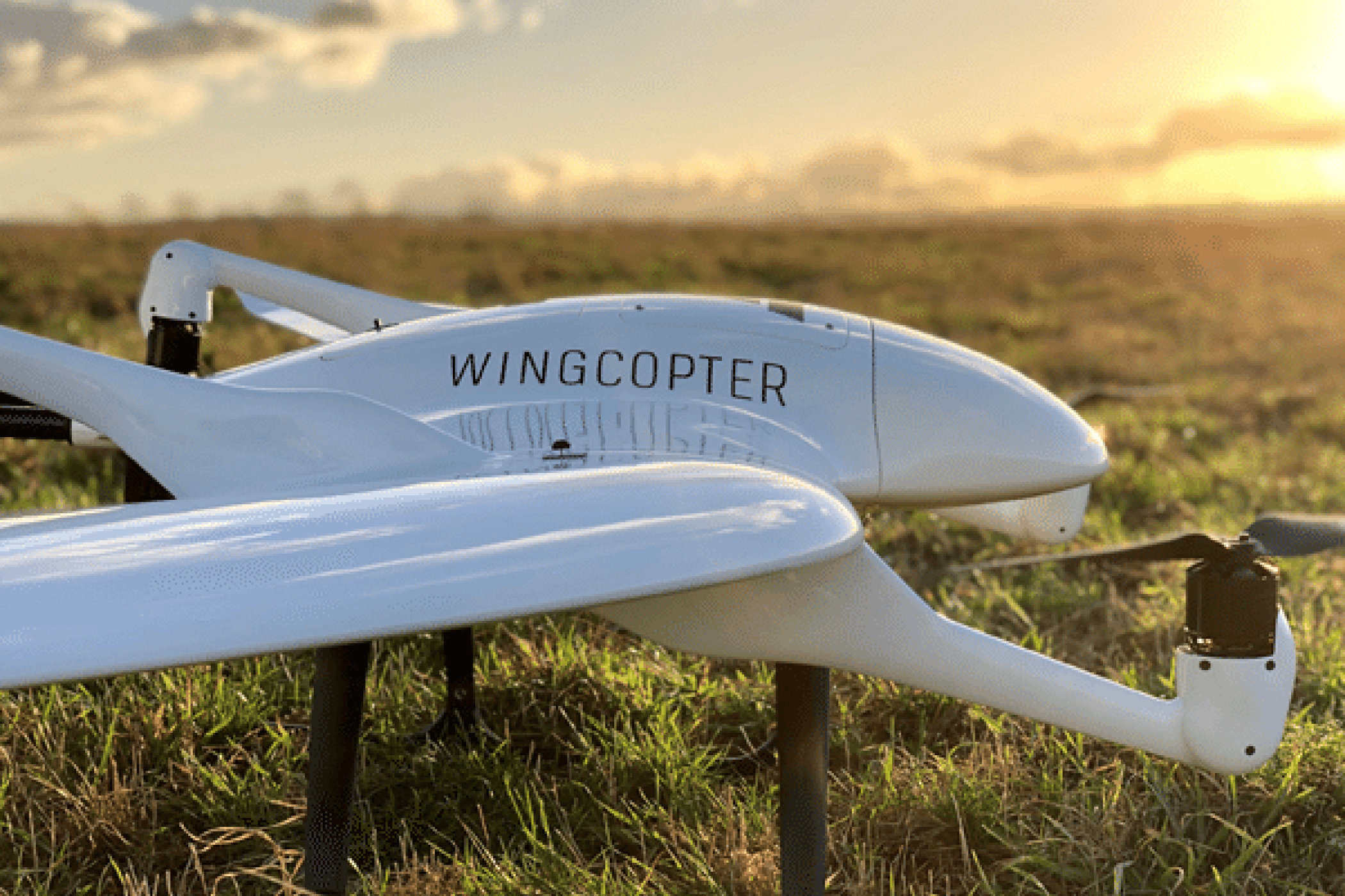 | Foto: Wingcopter