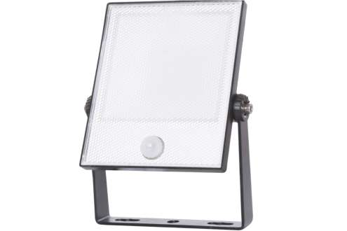 EiKO LED Floodlight CAS PIR 50W Bewegungssensor
