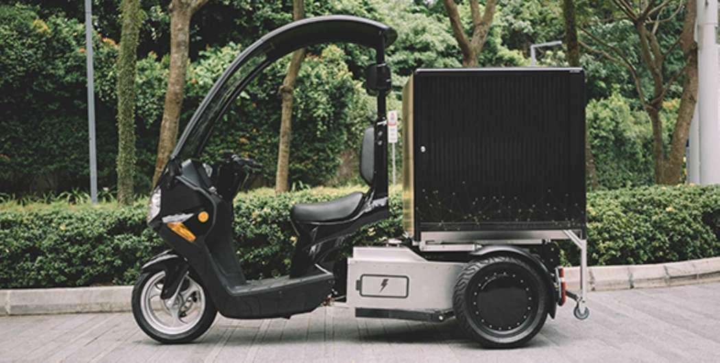 dreirad motorroller