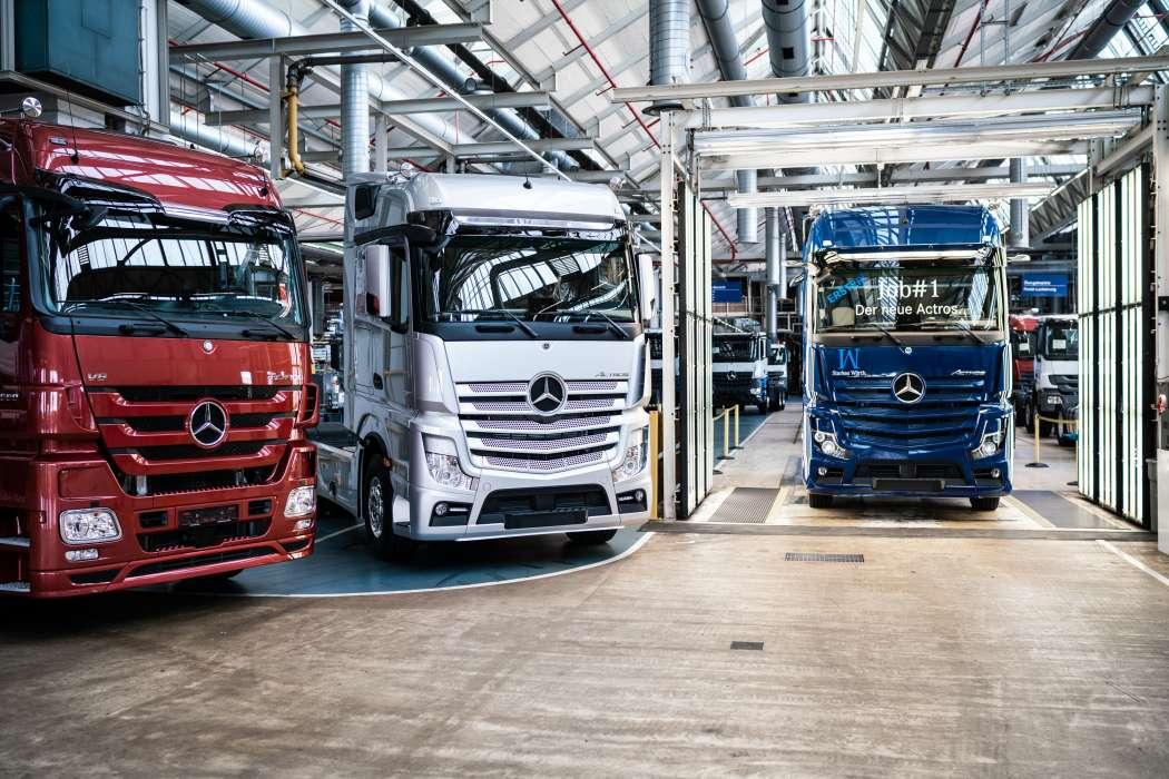 Nachrichten Daimler