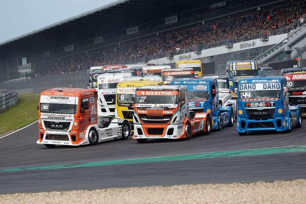 Termin Für 32 Truck Grand Prix Steht Fest Adac Allgemeine
