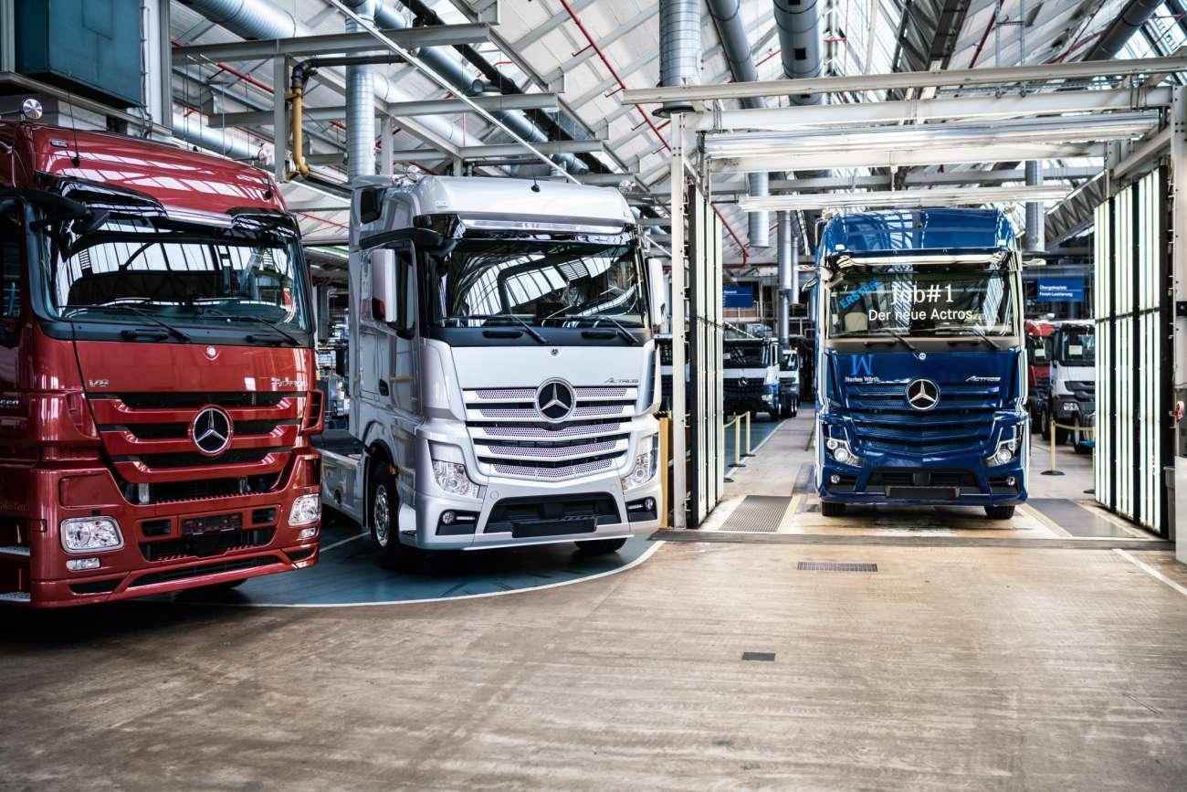 Daimler Und Corona